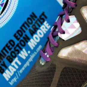 Nike Lunarglide +3 by Matt W.Moore