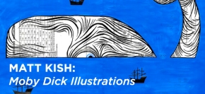 Consume: Moby Dick illustrations by Matt Kish