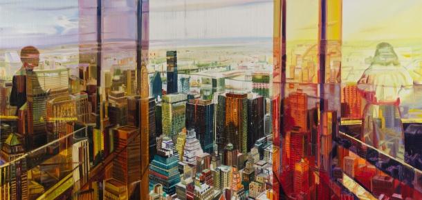 Galerie-Alex-Wiberg_Jacob-Brostrup_53.-Floor_Olja-på-duk_135x65cm