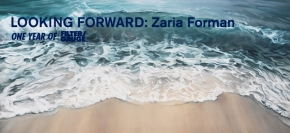 Looking forward: Zaria Forman