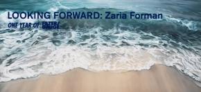 Looking forward: ZariaForman